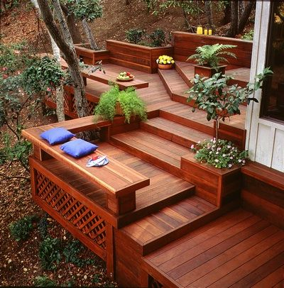 Prestige Services LLC, Erie, PA :: Multi-level Decks