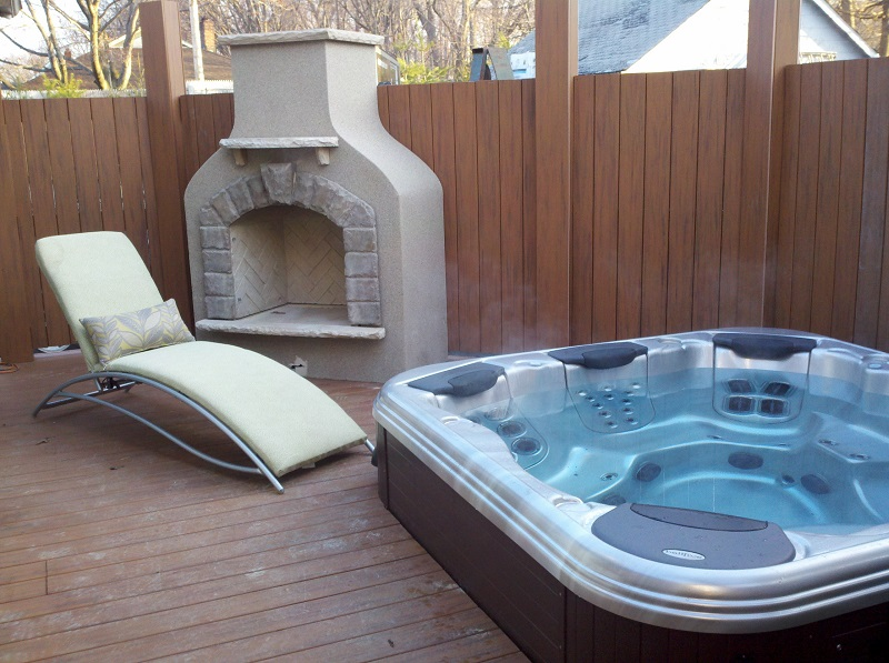 Prestige Services LLC, Erie, PA :: Outdoor Entertaining and Fireplaces