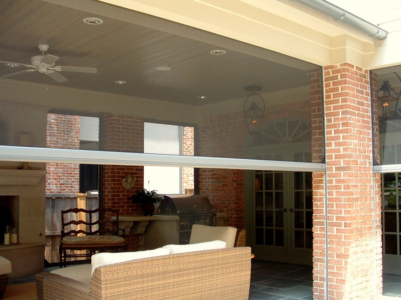 Prestige Services LLC, Erie, PA :: Retractable Awnings and Screens