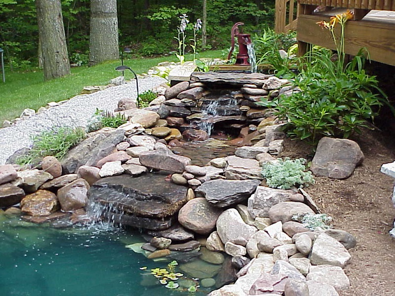 Prestige Services LLC, Erie, PA :: Swimming Pools and Water Features