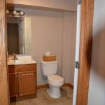 Prestige Services LLC, Erie, PA :: Bathroom in a finished basement